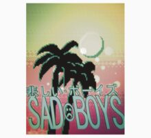 Sadboys Palm Trees by benzworld