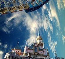 2 parks 1 sky by Andrew Luna