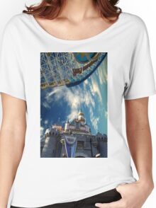 2 parks 1 sky Women's Relaxed Fit T-Shirt