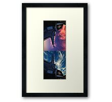 Star Tours Framed Print