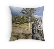 Loongana, Tasmania Throw Pillow