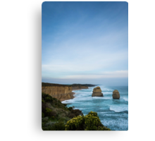Twelve Apostles in Blue Canvas Print