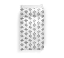 Yoga Elephant Duvet Cover