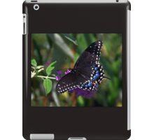 Garden Angel iPad Case/Skin