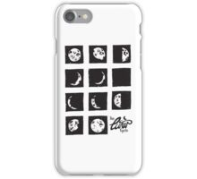 Moon Phase Cycle ☽ iPhone Case/Skin