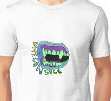 Bite... Chew... Sucks! Unisex T-Shirt
