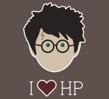 I Heart Harry Potter Kids Clothes