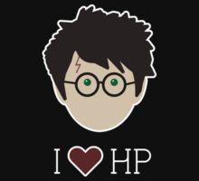 I Heart Harry Potter One Piece - Long Sleeve