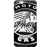 Indian Motorcycle Sign iPhone Case/Skin