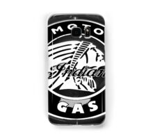 Indian Motorcycle Sign Samsung Galaxy Case/Skin
