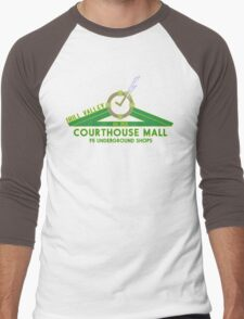 The Courthouse Mall Men's Baseball ¾ T-Shirt