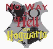 Now Way (V2)  by GhostArtist