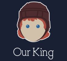 Ron Weasley – Our King Kids Tee