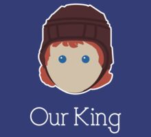 Ron Weasley – Our King by francisandwool