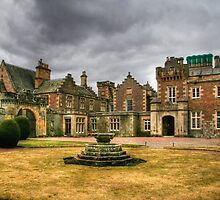 Abbotsford House, Scotland by Christine Smith