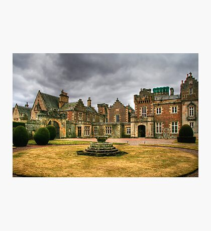 Abbotsford House, Scotland Photographic Print