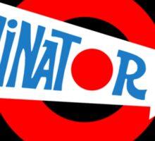New York Eliminator National Speedway Sticker