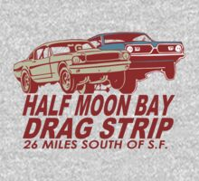 Half Moon Bay Drag Strip by TheScrambler