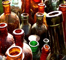 Ancient Bottles by diadot