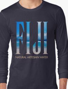 FIJI WATER Long Sleeve T-Shirt