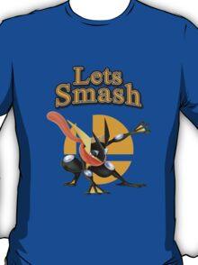 Smash Bros 4 Greninja T-Shirt