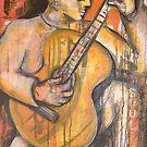 Soul Strings by whittyart