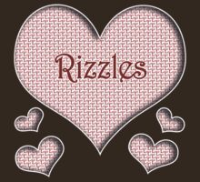 Rizzles Happy Valentines Day by namastedesign