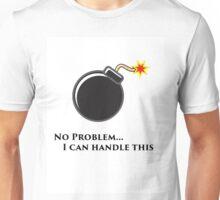 Handles Unisex T-Shirt
