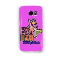 Fusion Bar Hill Valley Samsung Galaxy Case/Skin
