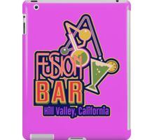Fusion Bar Hill Valley iPad Case/Skin