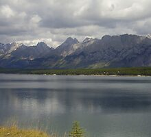 Bow River Valley, Canada by AMatth