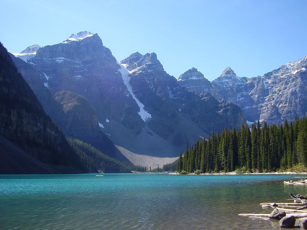 Maligne Lake, Canada by AMatth