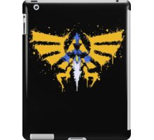 Force to be reckon with iPad Case/Skin