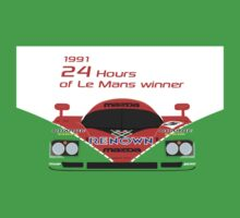 Mazda 787B 24 Hours of Le Mans winner 1991 Kids Clothes