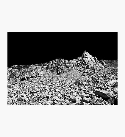 Sierra Granite Photographic Print