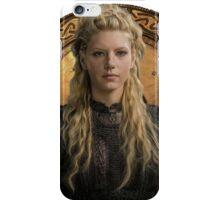 Lagertha the Shieldmaiden iPhone Case/Skin