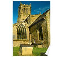 Lockington, Leicestershire Poster