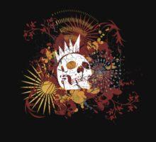 Puned Rock Skull by RockHouseCo