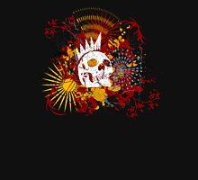 Puned Rock Skull Unisex T-Shirt