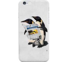 Read All Over (wordless) iPhone Case/Skin