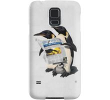 Read All Over (wordless) Samsung Galaxy Case/Skin