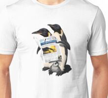 Read All Over (wordless) Unisex T-Shirt
