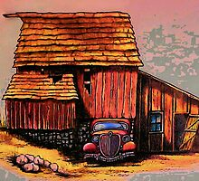 Country Time by Susan Bergstrom