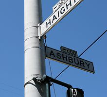 haight / ashbury by vajasquared