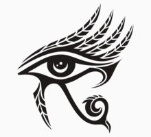 Eye of Horus, Protection, Symbol Wisdom & Truth, by nitty-gritty