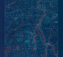 Maine USGS Historical Map Bucksport 306498 1900 62500 Inversion by wetdryvac