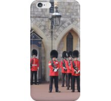 Ceremonial Guards iPhone Case/Skin