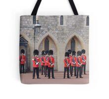 Ceremonial Guards Tote Bag