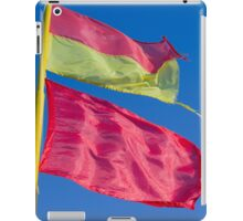 Rescue flag iPad Case/Skin