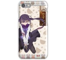 Gochiusa 10 iPhone Case/Skin